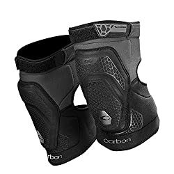 Carbon CC Paintball Knee Pads - Pro Level Protective Pad