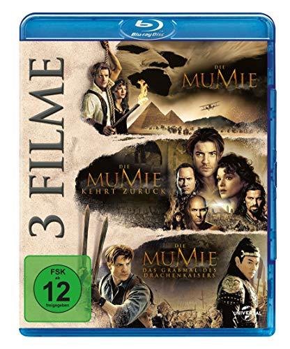 Die Mumie 1-3 (3 on 1) [Blu-ray]