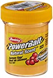 Berkley PowerBait Natural Scent Trout Bait,Salmon Peach