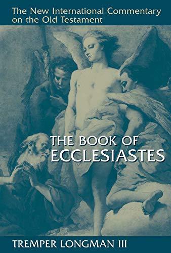 The Book of Ecclesiastes.
