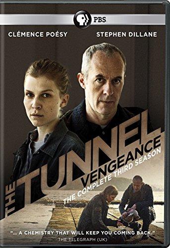 The Tunnel: Vengeance, Season 3 (UK Edition) DVD