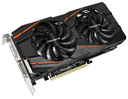 Gigabyte Radeon RX 480 G1 Gaming 8 GB GDDR5 DVI, HDMI, 3X DP PCI-E #301049