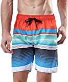 MILANKERR Men's Swim Trunk Bathing Suits