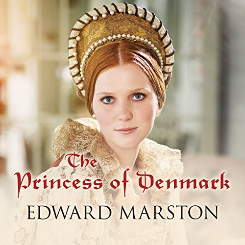 The Princess of Denmark audiobook cover art