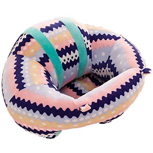 Nubao - Poltrona per bambini, con supporto morbido per divano, cuscino a forma di U, per bambini, ideale come regalo