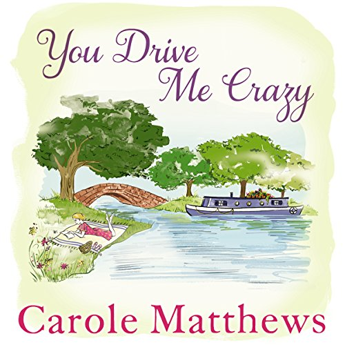 You Drive Me Crazy audiobook cover art