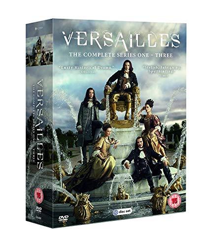 Versailles - The Complete Series 1-3 / ヴェルサイユ - コンプリート・シリーズ 1-3 ≪日本語音声字幕無し≫ [PAL-UK]