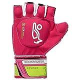 KOOKABURRA Revoke-Pink/Lime M L/H Hockey Equipo de protección para Hockey, tamaño Mediano
