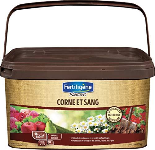 Naturen 8408 Corne et Sang Engrais 3 kg