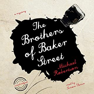 The Brothers of Baker Street: The Baker Street Mysteries, Book 2