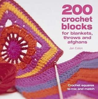 Best crochet blocks for blanket Reviews