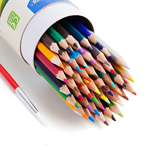 Lápis de cor Marco Water Soluble, Colored Pencil-01