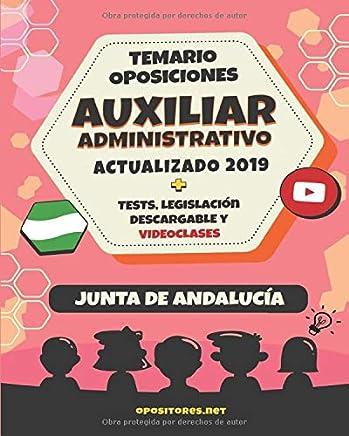 Amazon.es: oposiciones auxiliar administrativo: Libros