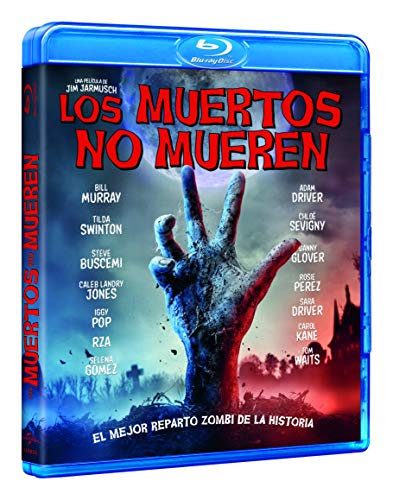 Los muertos no mueren (BD) [Blu-ray]