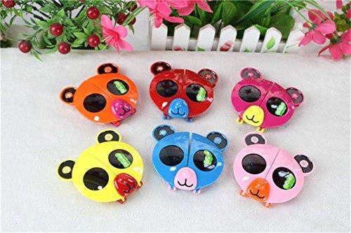 ROYALS Foldable Sun Glasses for Kids 12pcs (Birthday Return Gift) + 10pcs Mix Printed Balloons