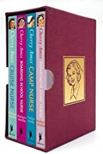 Cherry Ames Nursing Series Boxed-Set (Books 9-12) Cruise Nurse, Boarding School Nurse, Department Store Nurse and Camp Nurse