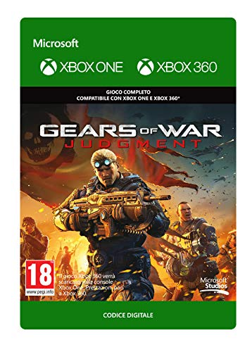 Gears of War: Judgment  | Xbox One - Codice download