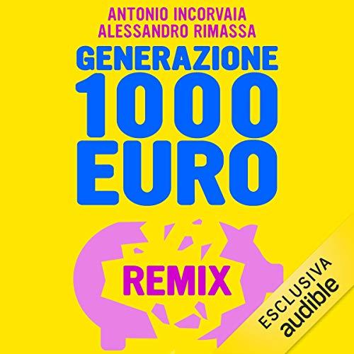 Generazione 1.000 euro copertina