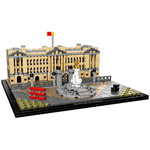 LEGO Architecture Buckingham Palace 21029 Landmark Building Set