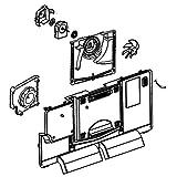 LG AEB73764516 Refrigerator Freezer Evaporator Cover and Fan Assembly Genuine Original Equipment Manufacturer (OEM) Part
