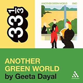 Brian Eno's 'Another Green World' (33 1/3 Series) cover art