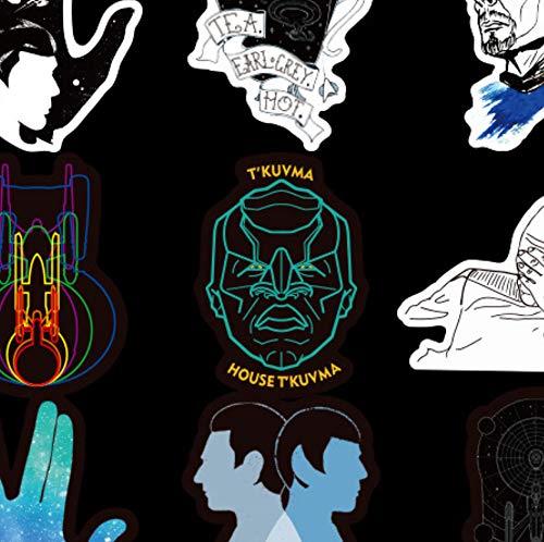 36 Stks Space Cartoon Graffiti Sticker Koffer Skateboard Gitaar Auto Waterdicht Behang