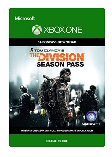 Tom Clancy's The Division: Season Pass [Spielerweiterung] [Xbox One - Download Code]