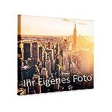 FLYERALARM Leinwand mit eigenem Bild 40 x 60 cm - Ihr