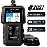 Best GENERIC OBD2 Scanners - OBD2 Scanner, Code Reader TOPDON AL300 Car Check Review