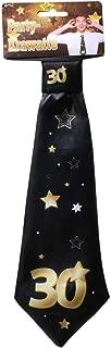 Udo Schmidt GmbH & Co Party-Krawatte mit Einer großen 30\