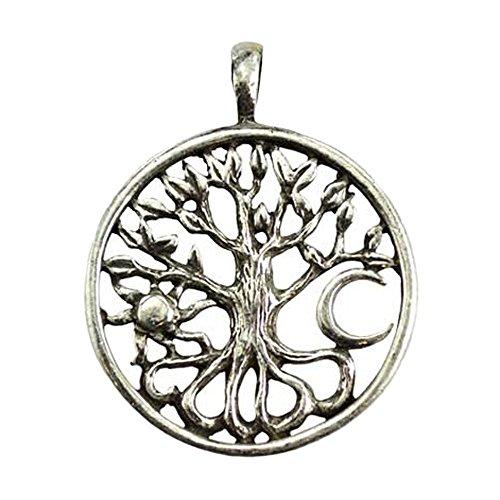 1 X Celtic Tree of Life Amulet