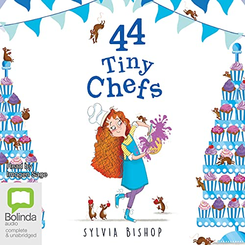 44 Tiny Chefs cover art