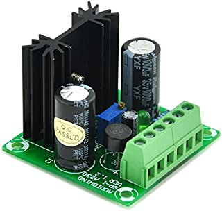 Electronics-Salon DC Positive 1.5~29V Adjustable Voltage Regulator Module, based on LM317 IC.