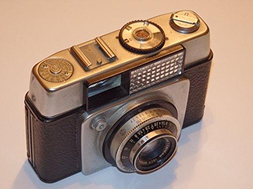DACORA dignette L Kamera mit Objektiv Optische Werke Göttingen Color- Subitar 1:2.8/45 mm PRONTOR 250## analoge Technique by PHOTOBLITZ ##