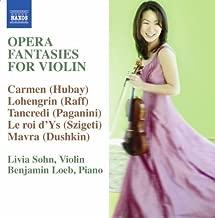 livia sohn violin