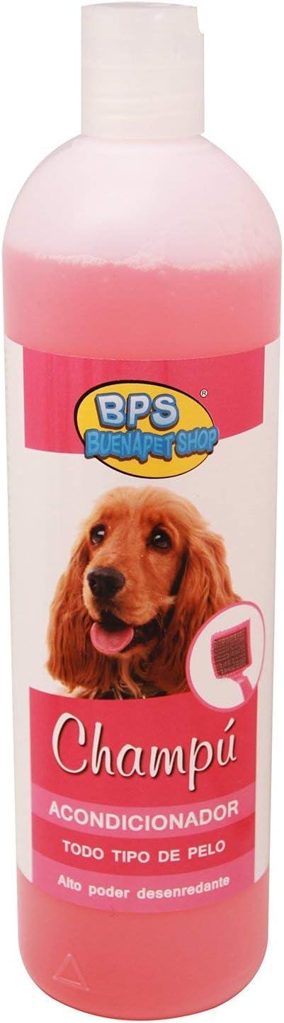 BPS Champú con Efecto Repelente de Insectos para Todo Tipo de Pelo, Shampoo para Perro, Cachorro, Mascotas Perros Animales Domésticos 750 ML (Efecto Repelente de Insectos) BPS-4261: Amazon.es: Productos para mascotas