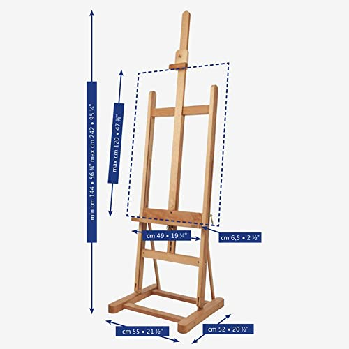 deportes calientes Mabef Artists Easel - Basic Studio Easel (up to 28 28 28 days delivery)  colores increíbles