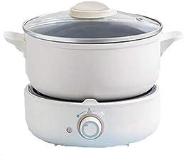 Hot Pot Électrique Multi-Fonction Cuisinière Électrique Poêle Électrique Ménage Wok Électrique Wok Shabu-Shabu Split Type ...