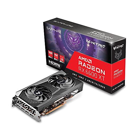Nitro+ Radeon RX 6600 XT GAMINGCTLR