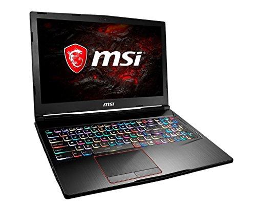 CUK GE63VR Raider Gamer Notebook (Intel i7-7700HQ, 16GB RAM, 250GB NVMe SSD + 1TB HDD, 15.6' Full HD IPS 120Hz 3ms 94% NTSC, NVIDIA GTX 1070 8GB, Windows 10 Home) Powerful Gaming Laptop Computer