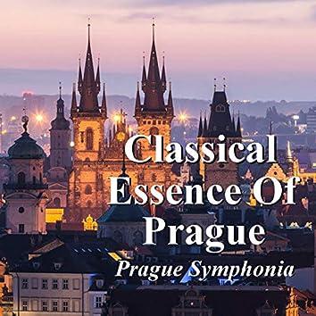 Classical Essence Of Prague