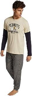 Pijama Hombre Snoopy Hombre