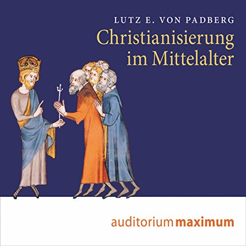 Christianisierung im Mittelalter  By  cover art