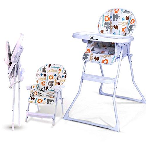 Siège de bébé Chaise de Salle à Manger pour Enfants Chaise de Salle à Manger pour bébé Chaise pour Enfants Tabouret de bébé Pliable Multifonctionnel Chaise pour Enfants