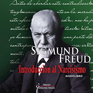 Introducción al narcisismo [On Narcissism: An Introduction] audiobook cover art