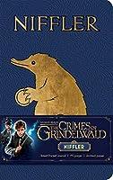 Fantastic Beasts: The Crimes of Grindelwald: Niffler Ruled Pocket Journal (Harry Potter)