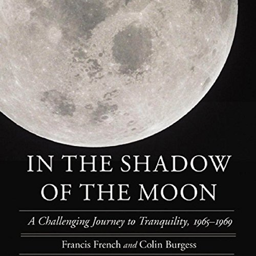 In the Shadow of the Moon audiobook cover art