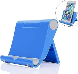 Dosige Soporte télefono móvil Multiángulo,Soporte Ajustable sobre la Mesa,Soporte para iPad Tabletas iPhone X/8 Plus/7/6 P...