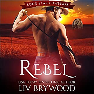 Rebel: A Werebear Paranormal Romance audiobook cover art