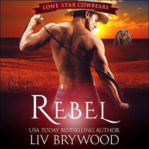 Rebel: A Werebear Paranormal Romance audiobook cover art